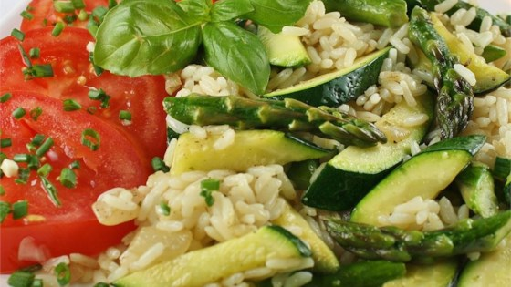 Photo of Asparagus-Zucchini Rice by JBurley