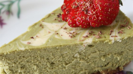 Photo of Green Tea Cheesecake by SARAHMURRAY