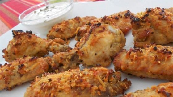 Photo of Garlic and Parmesan Chicken Wings by Chef John