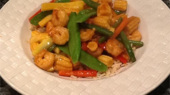 Photo of Easy Shrimp Stir-Fry by Coastiewife0719