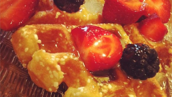 Photo of Liege Belgian Waffles with Pearl Sugar by BRSMITH63