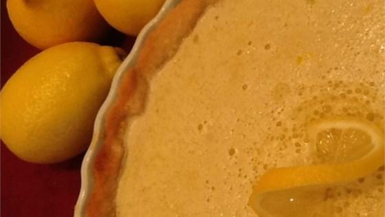 The Best Lemon Tart Ever
