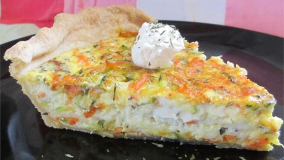 Photo of Nana's Zucchini Quiche by 4everwill