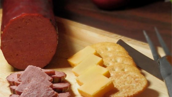Photo of Summer Sausage by TGFROST