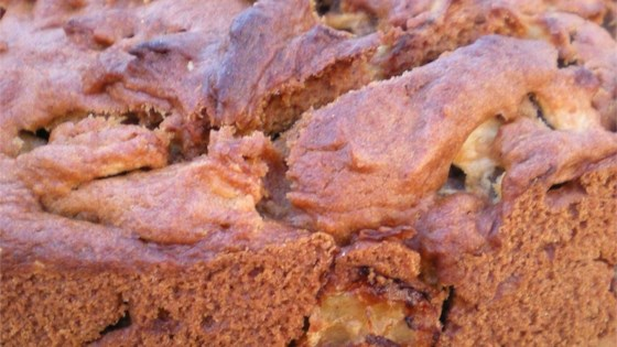 Photo of Apple Coffee Cake With Brown Sugar Sauce by Gail Law