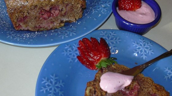 Photo of Strawberry Nut Bread by JJOHN32