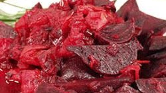 Photo of Beets with Onion and Cumin by SHECOOKS2