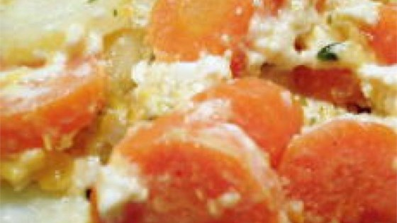 Photo of Carrot Casserole with Cheese by sal