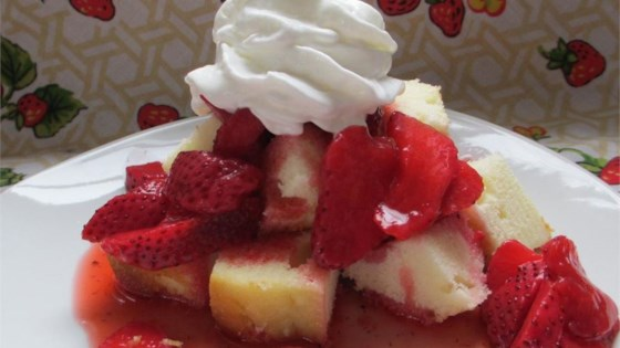 Photo of Short Cut Strawberry Short Cakes by Kysha Camille Rodriguez-Chomat