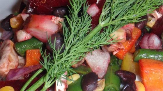Photo of Russian Vinaigrette Beet Salad by Mikhail