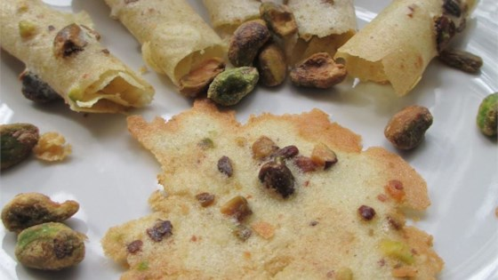 Photo of Pistachio Thins by May Seagram