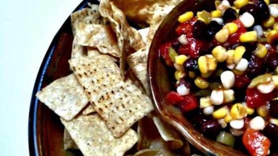 Photo of Quick Black Bean Salsa by All4Tricia