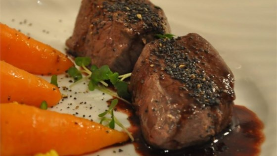 Photo of Venison with Blackberry Wine Sauce by Web Spinner