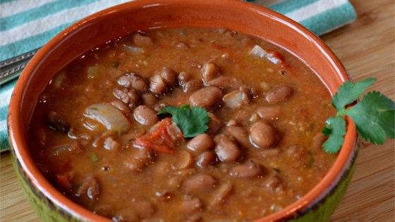 Photo of Evana's Pinto Beans by rnneal