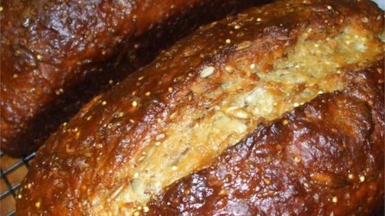 Photo of Bruce's Honey Sesame Bread by Karen Hartman