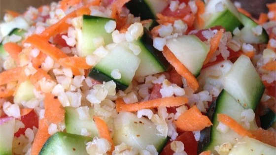Photo of Colorful Bulgur Salad by Jen