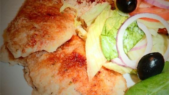 Photo of Easy Baked Lemon Chicken by SANDI149