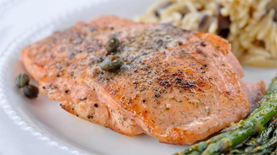 Photo of Pan Seared Salmon I by Noreen421