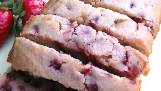 Amazing Strawberry Pound Cake Recipe