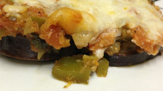 Photo of Cheesy Baked Eggplant by Julie3333