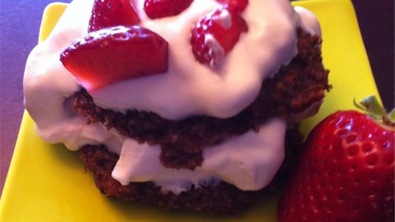 Photo of Gluten-Free Chocolate Strawberry Shortcake by murphelman