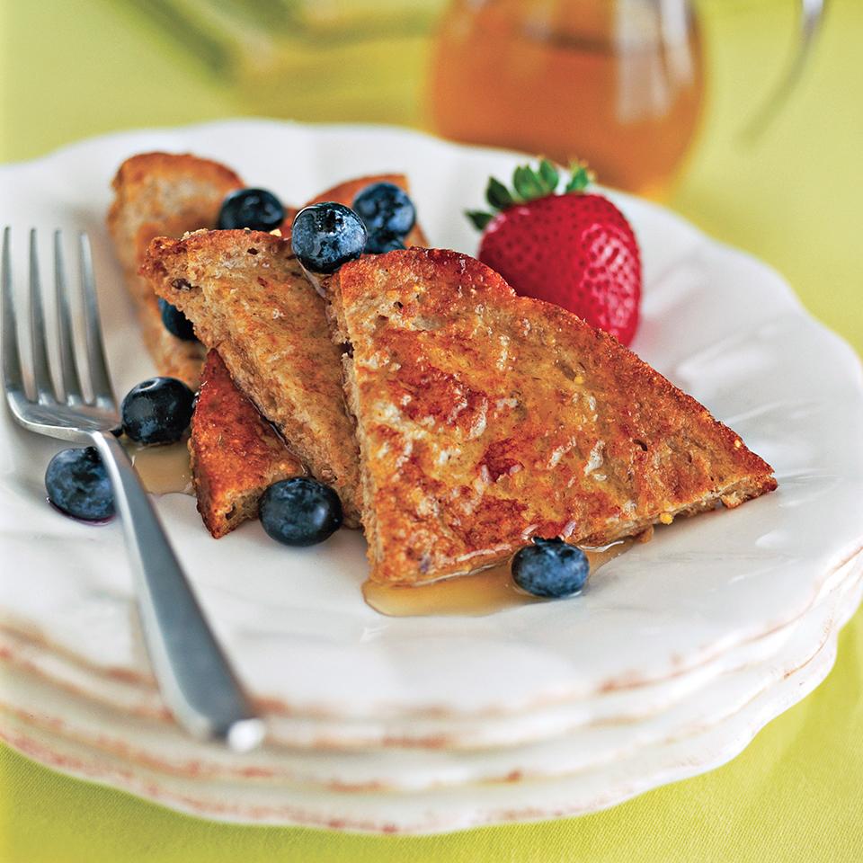 French Toast Diabetic Living Magazine