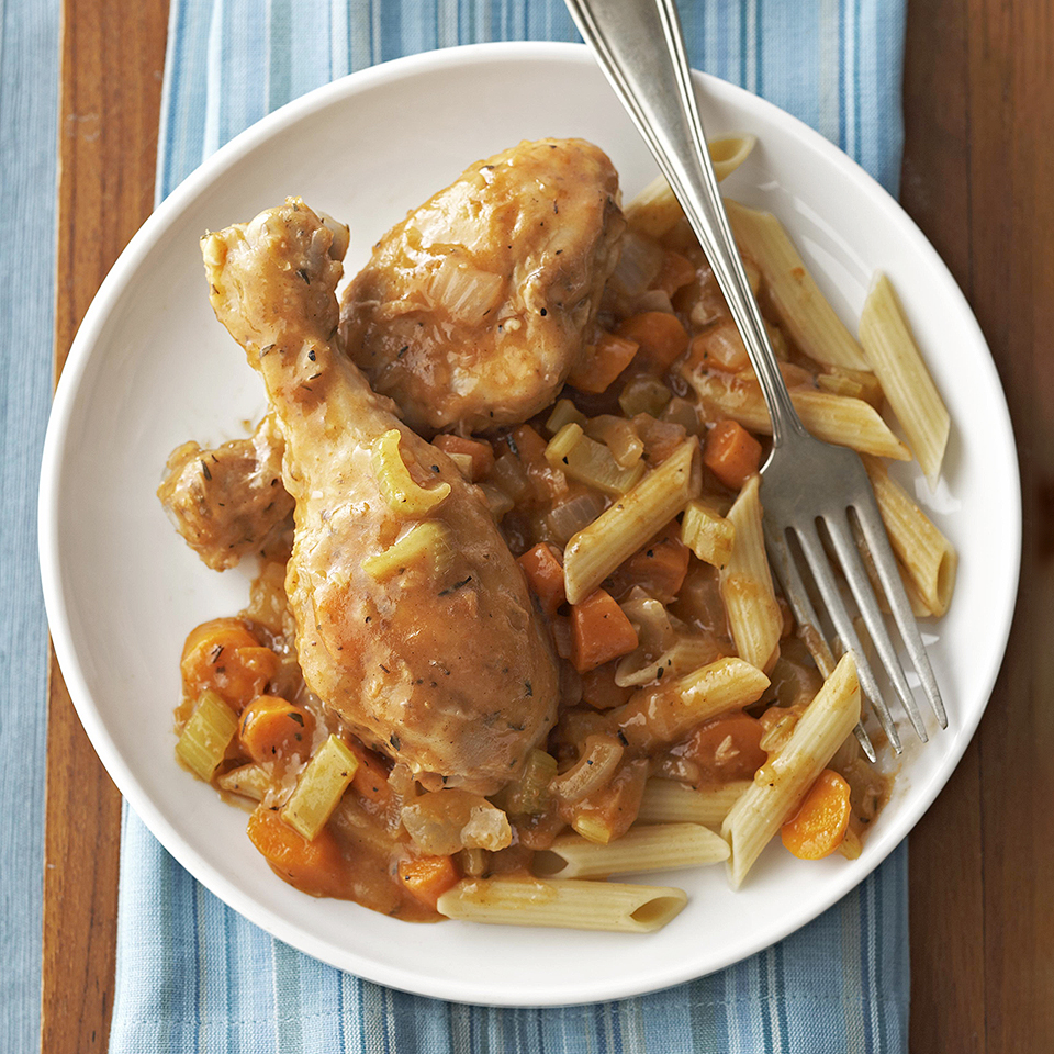 Chicken Osso Buco Diabetic Living Magazine