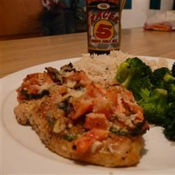 Deborah's Grilled Chicken