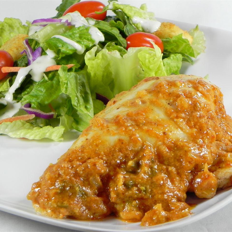 Picante Marinated Chicken