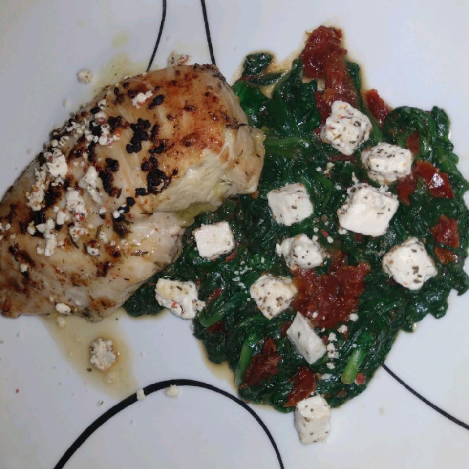 Easy Mediterranean Baked Chicken Breast