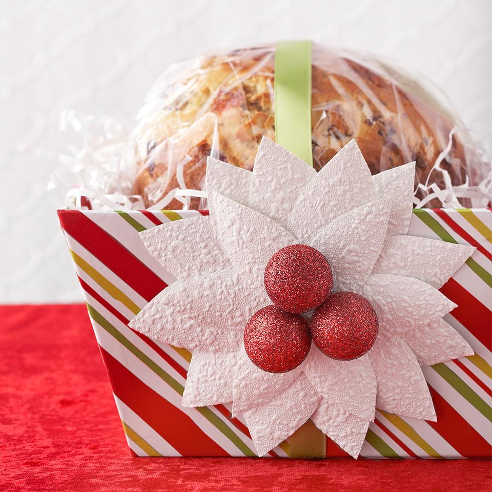 Apricot-Cranberry Panettone Diabetic Living Magazine