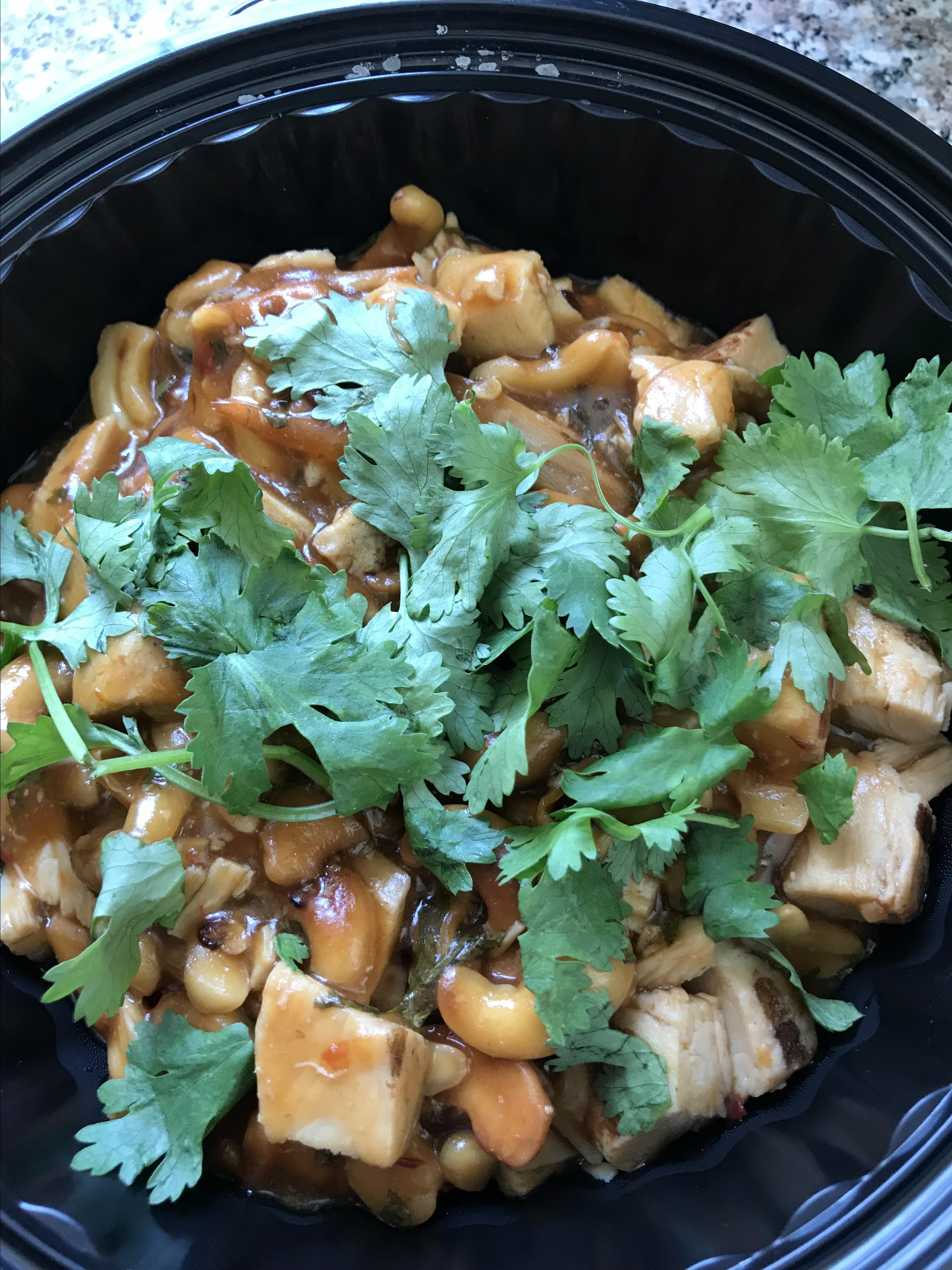Chef John's Cashew Chicken Melissa Medina-Rojan