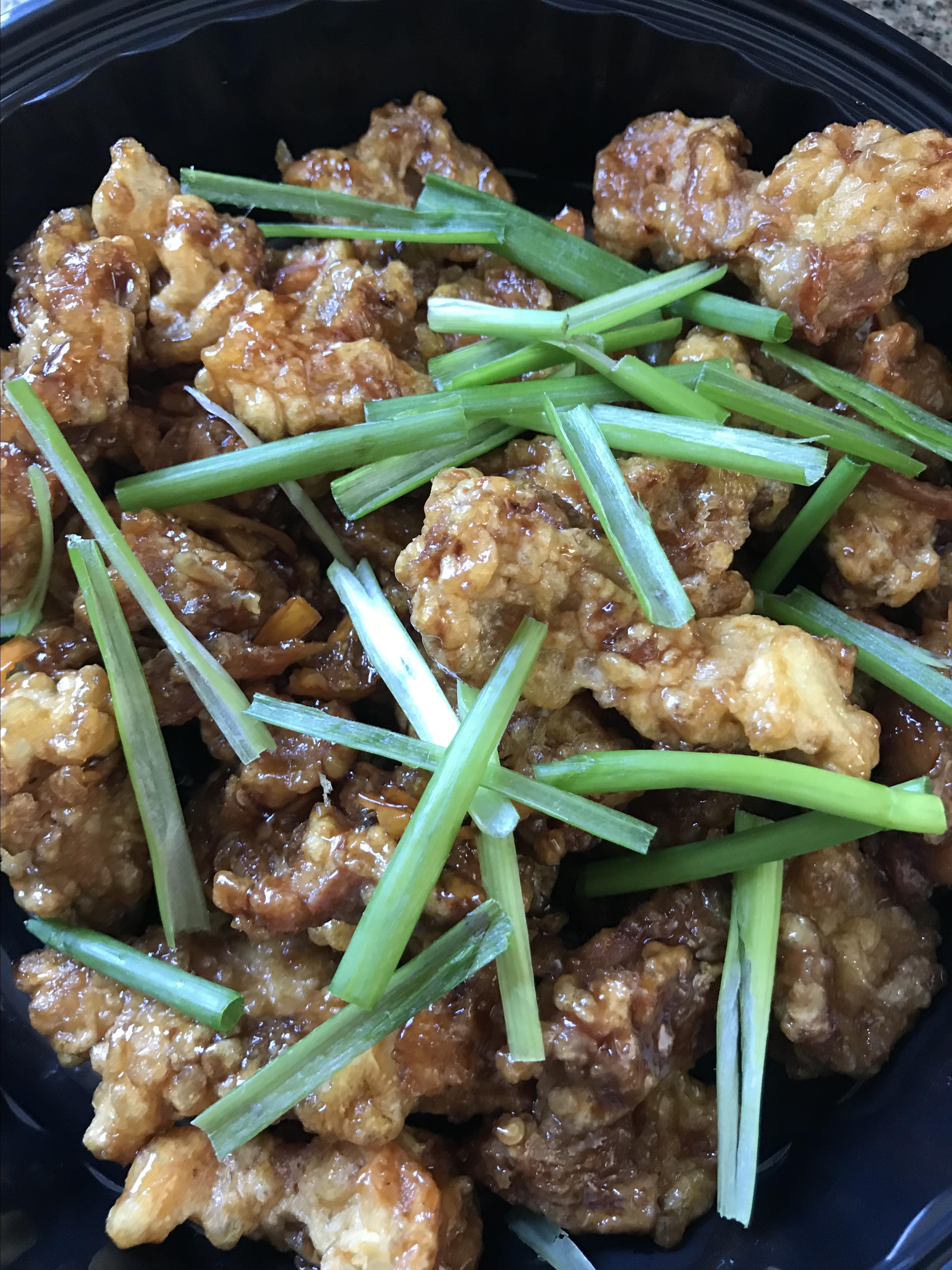 Joe's General Tso's Chicken