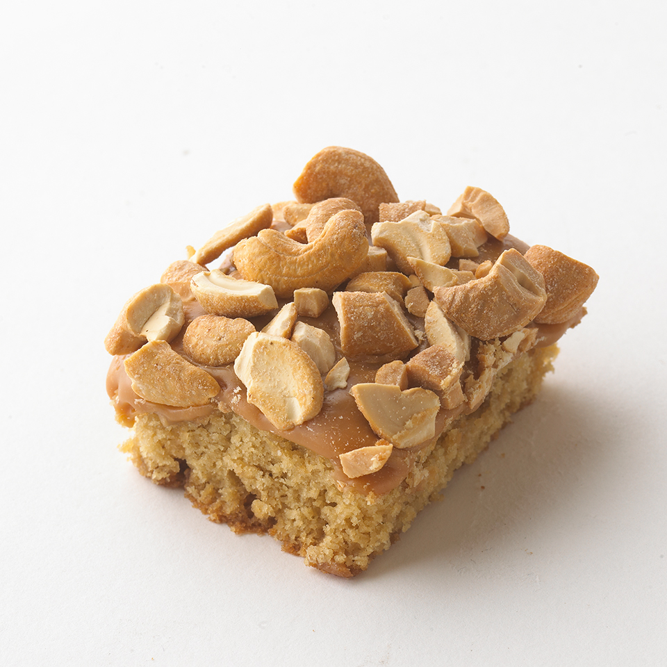 Apple-Maple Snack Cake Diabetic Living Magazine
