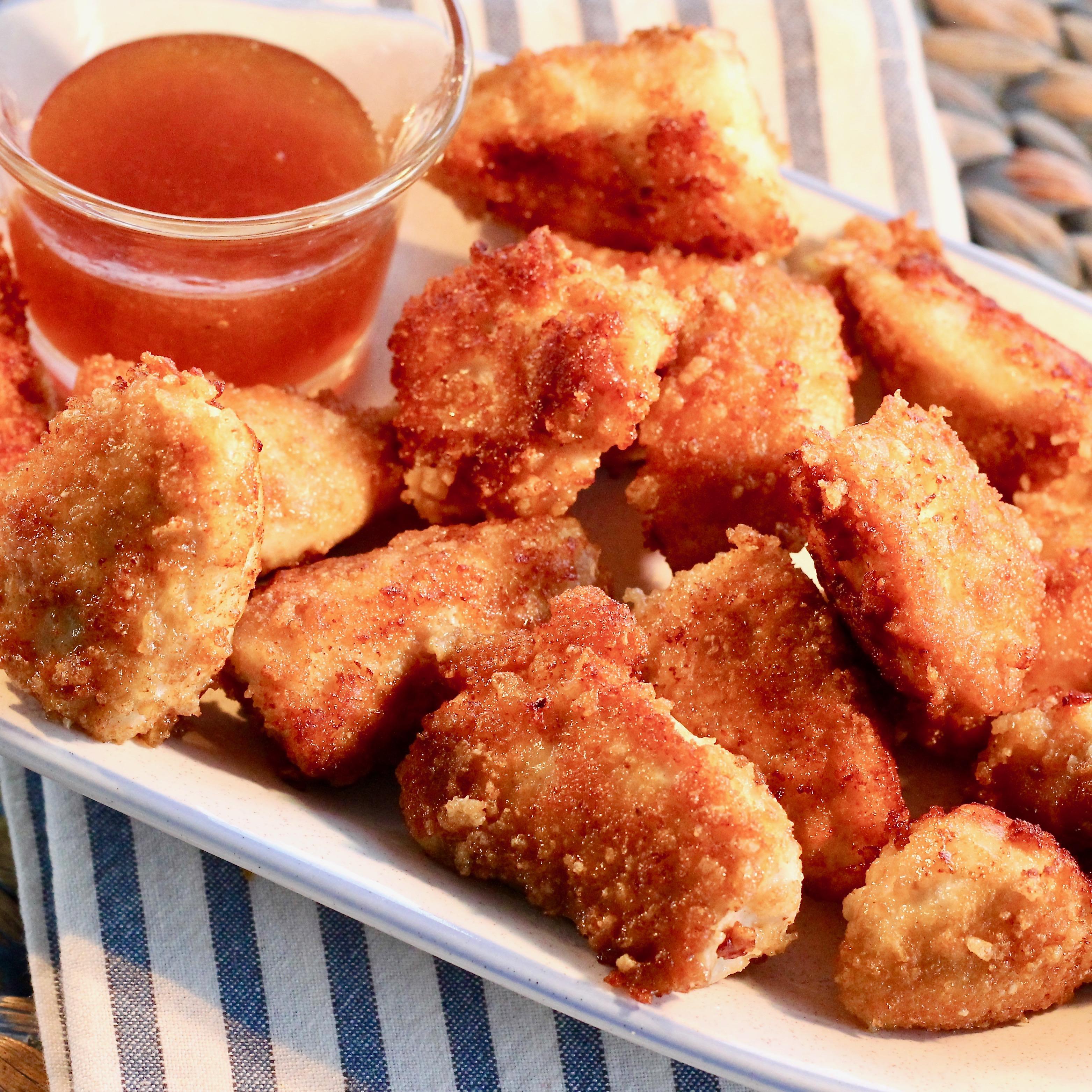 Crispy Chicken Nuggets Bryon Dean Thomas
