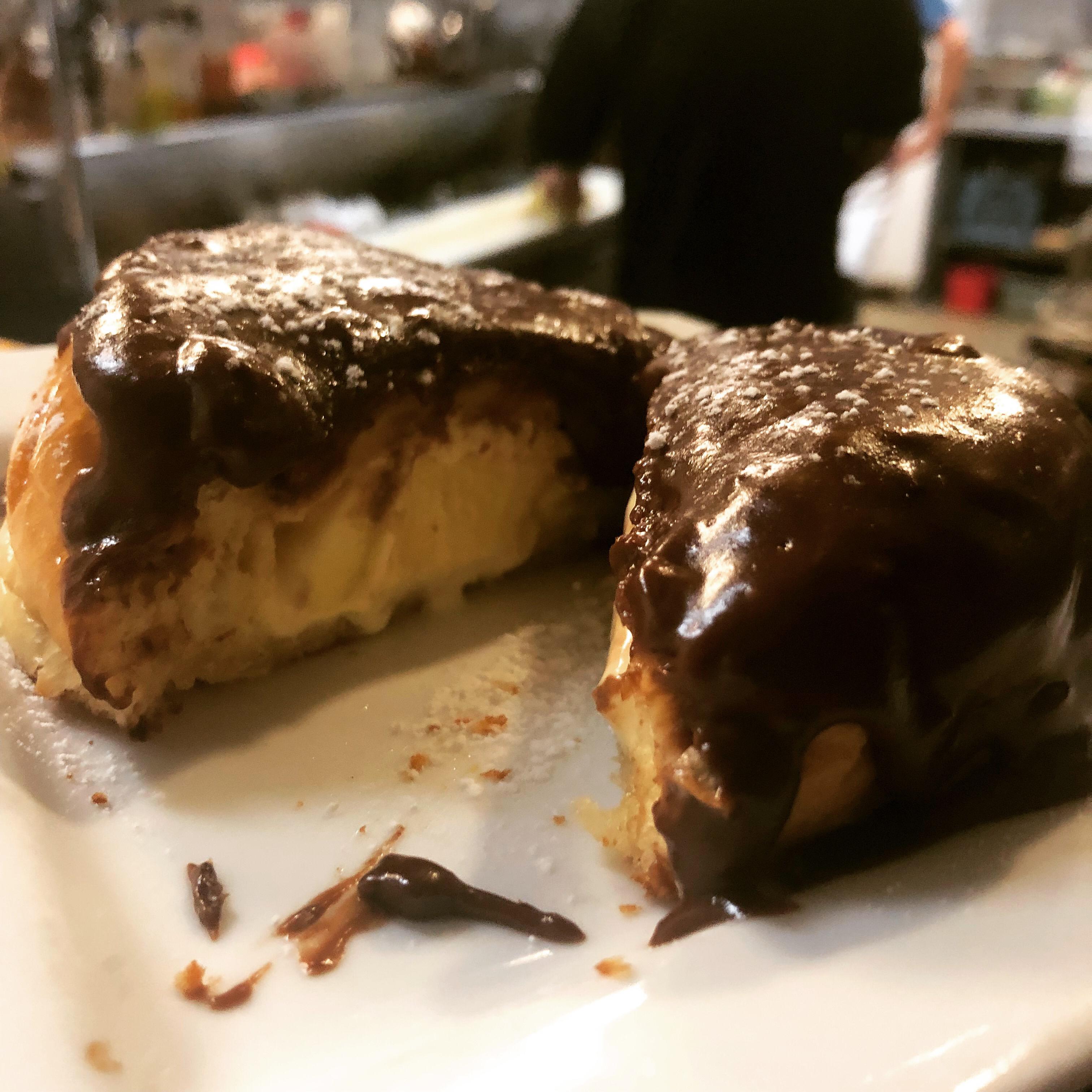 Art's Southern-Style Chocolate Gravy