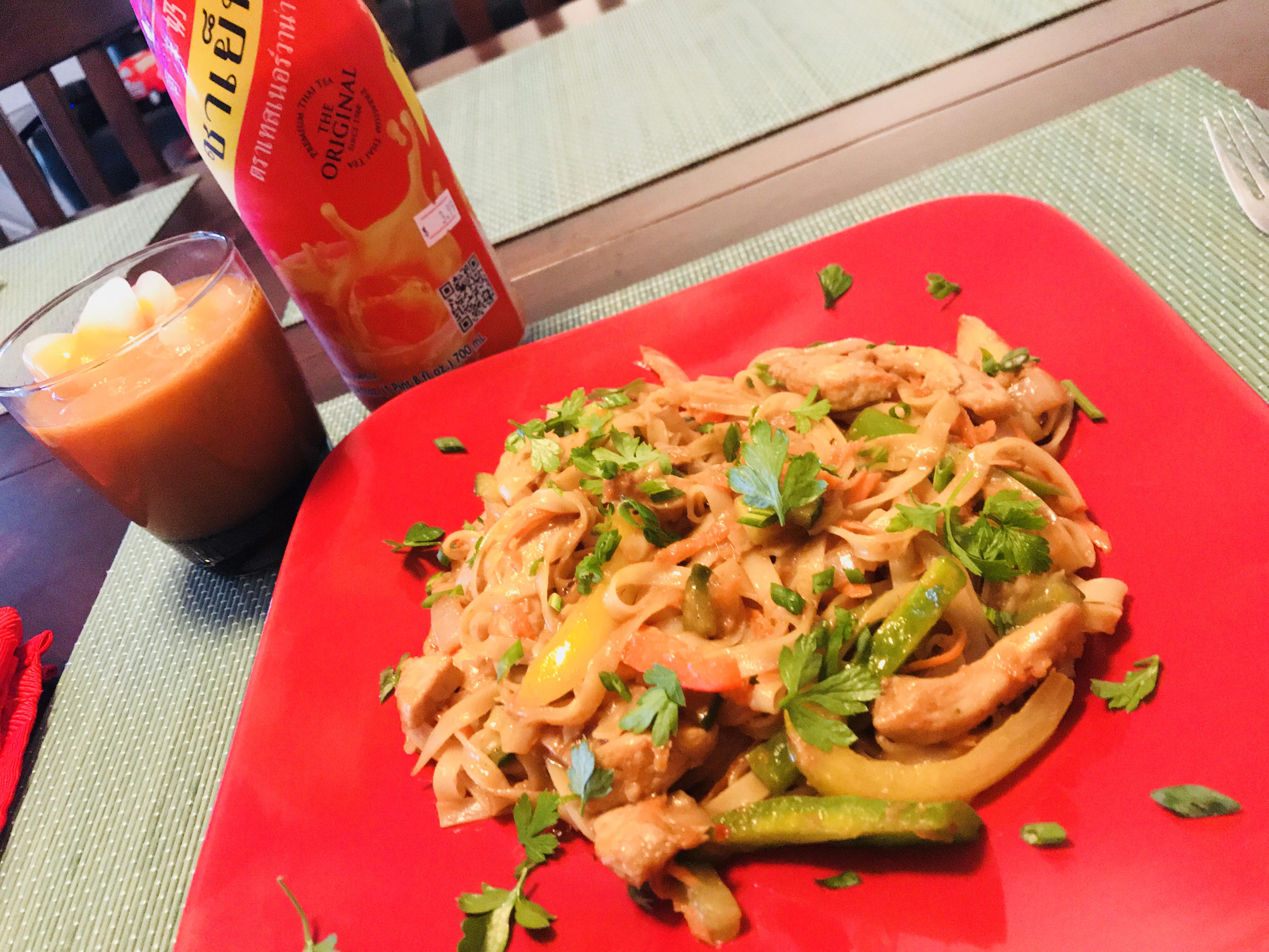 Thai Noodles Sharon