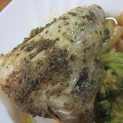Oregano Chicken Kiren K
