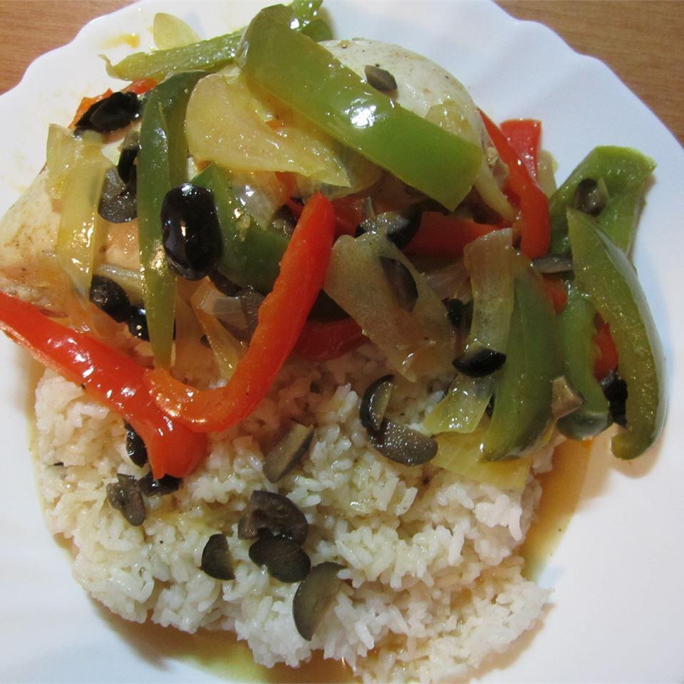 Colombian Chicken ILOVE2EAT93