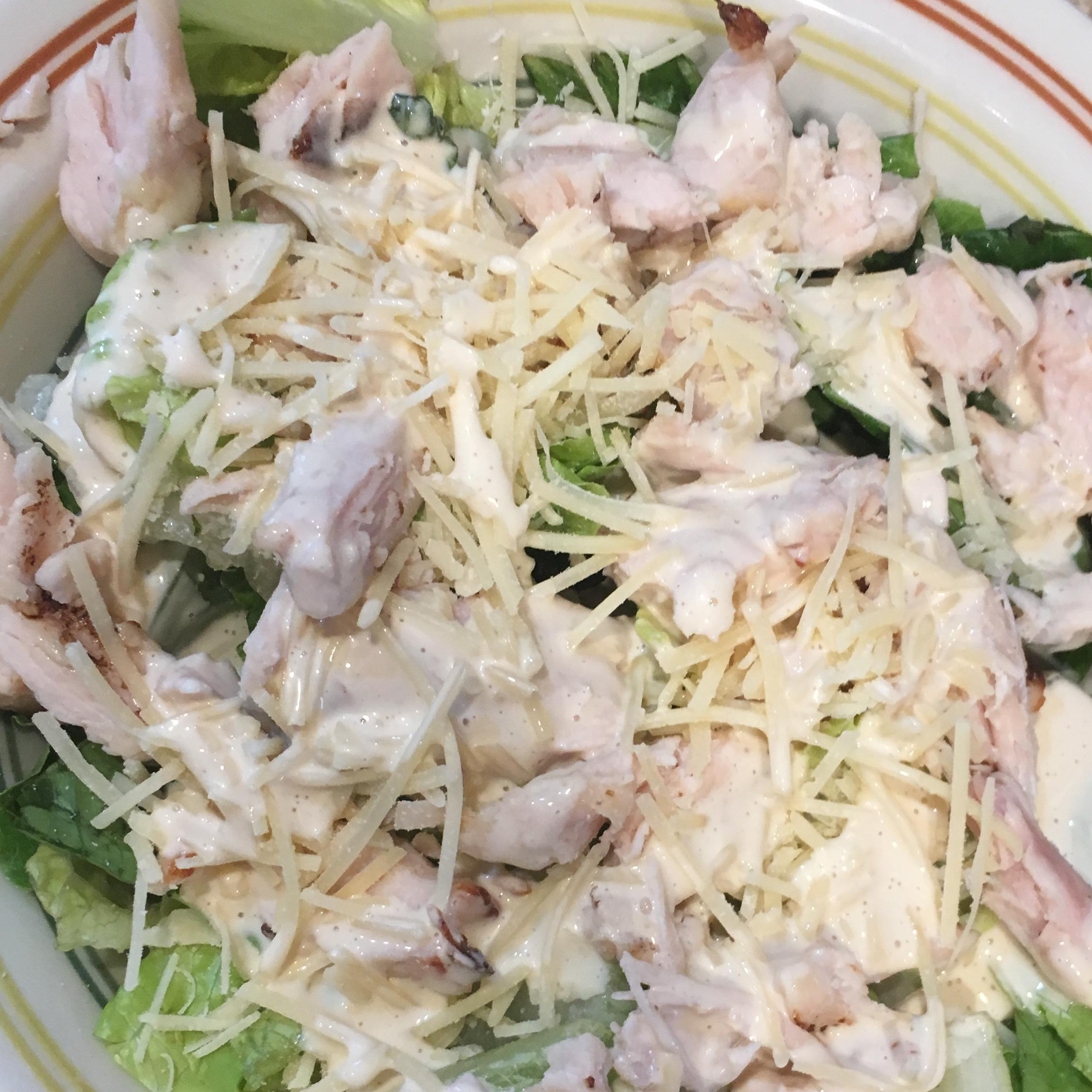 Pork Caesar Salad from Smithfield(R)