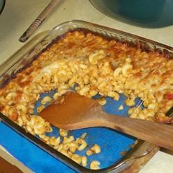 Chipotle Mac and Cheese luvalee
