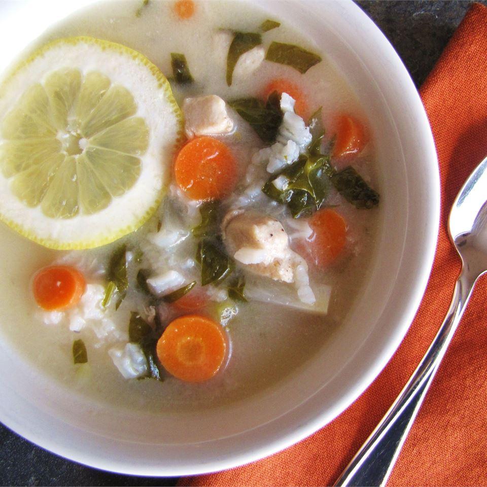 Lemon Chicken Soup II MARLEE