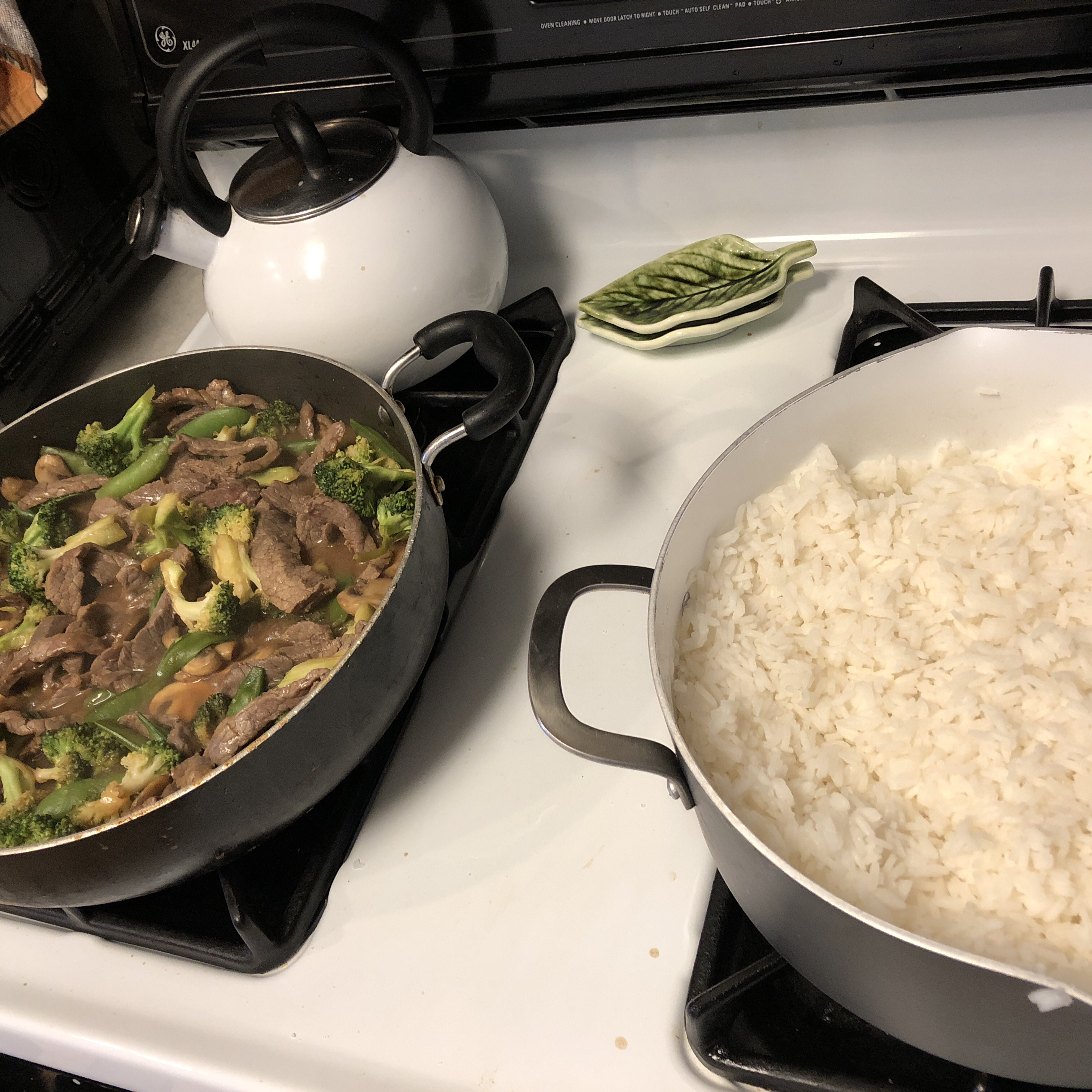Jamey's Restaurant Style Beef and Broccoli