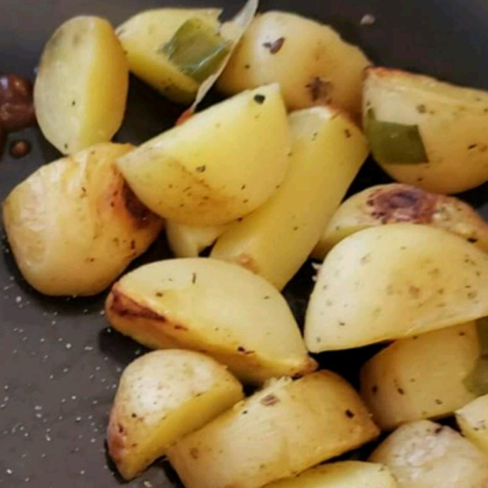 Simple Pouch Potatoes