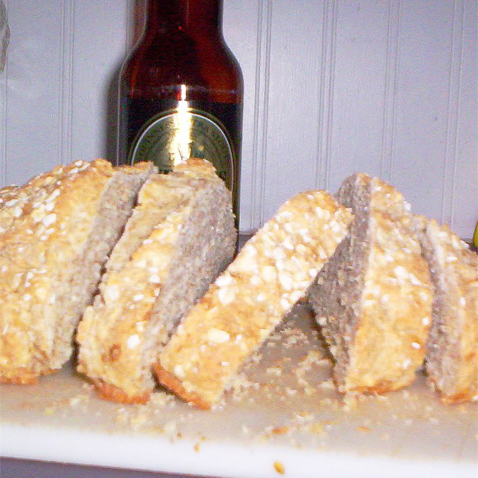 Irish Brown Soda Bread CookingSherri
