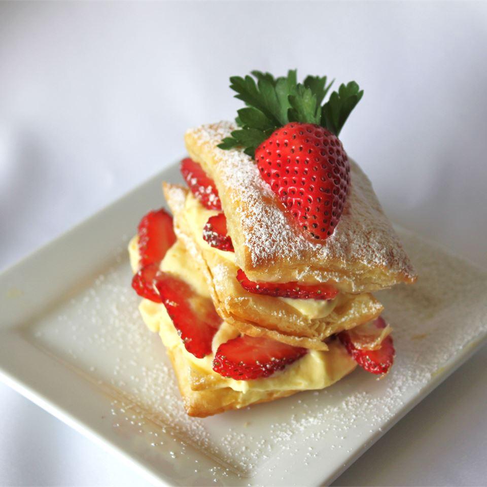 Strawberry Napoleons_image