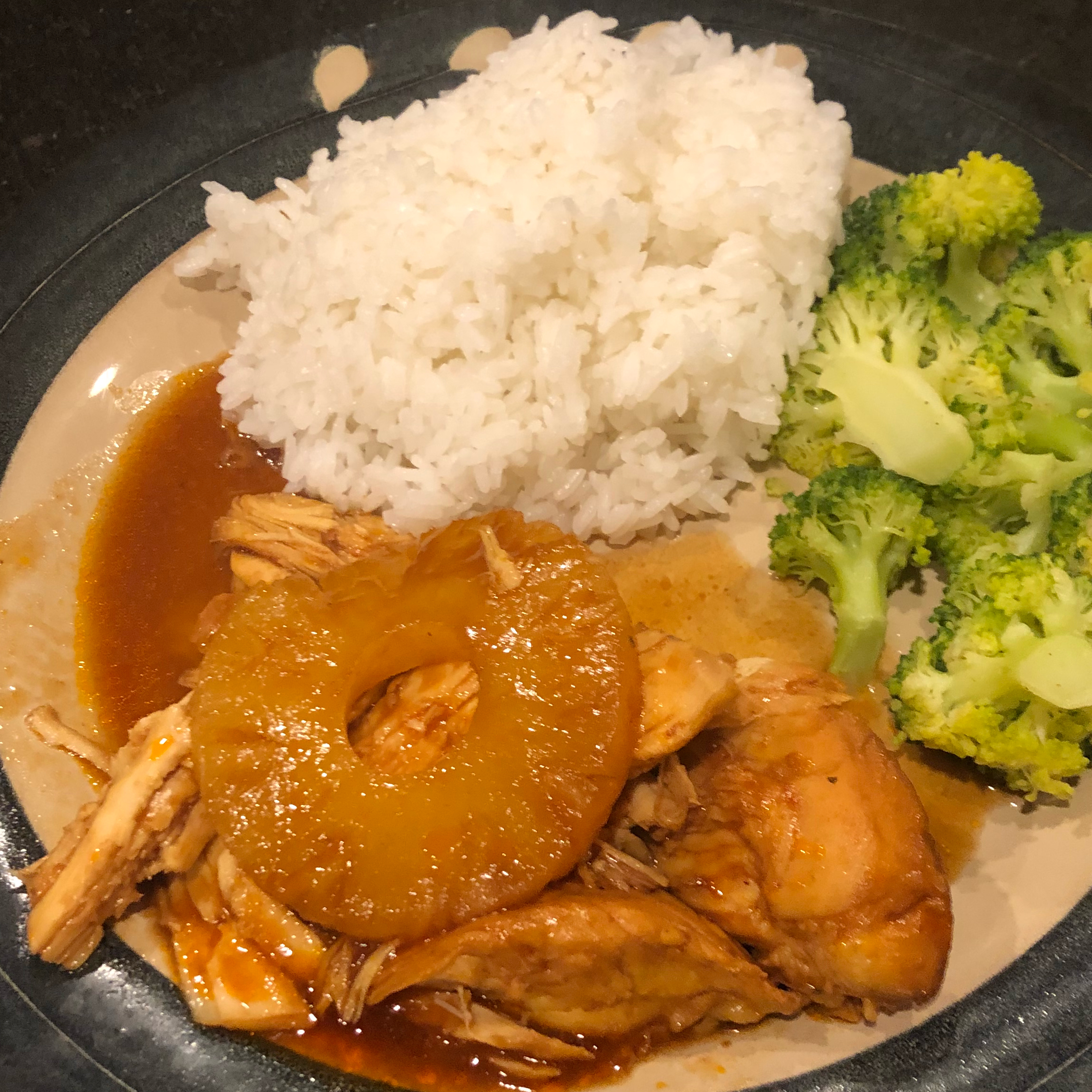 Slow Cooker Hawaiian Chicken Jaana