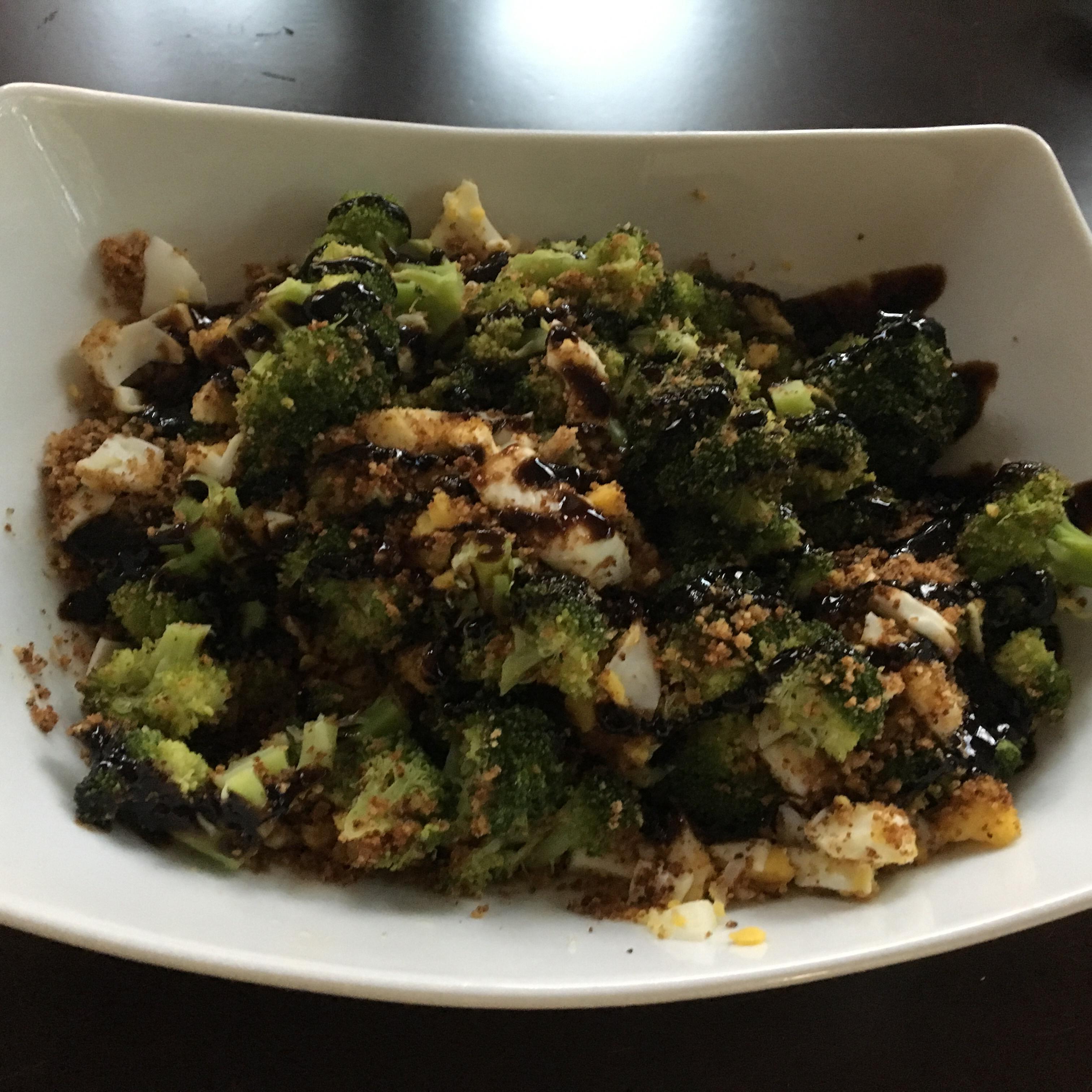 Broccoli Polonaise