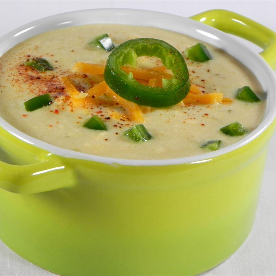 Jalapeno Soup image