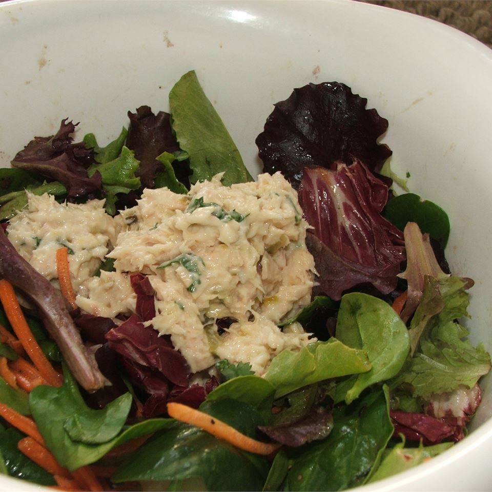 Quick Tuna Salad_image